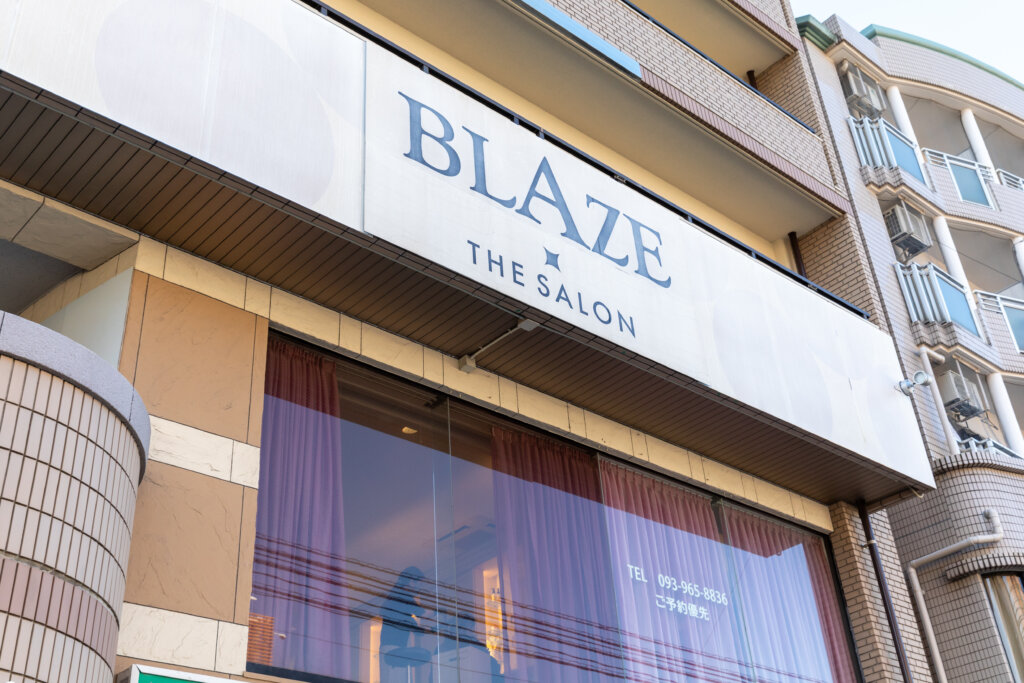 BLAZE THE SALON