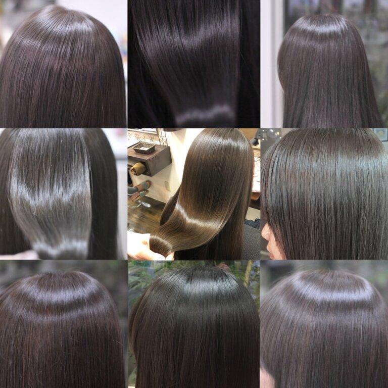 髪の毛の質感にこだわります【北九州 小倉 小倉南区  城野 サロン 美容室】