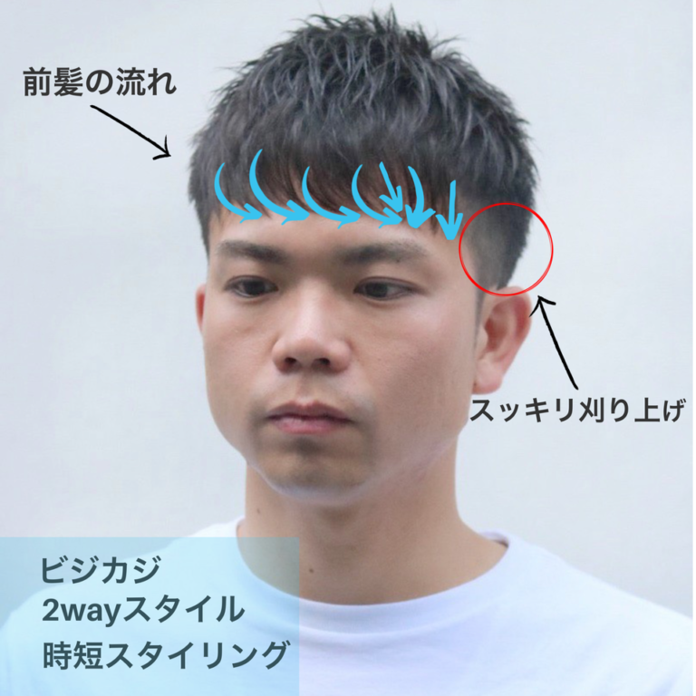 嘉村のメンズスタイル解説